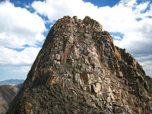 The Granite Peaks Traverse - 5.4