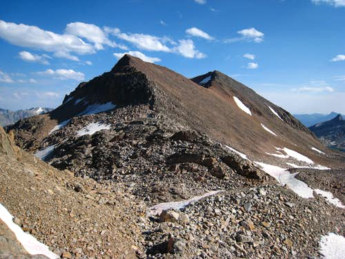 Cairn Mountain