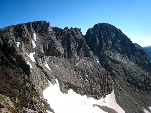 Granite Peaks Traverse