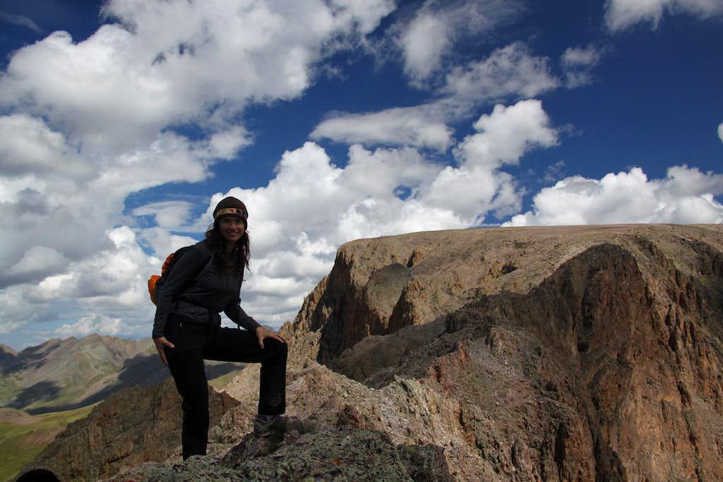 Short ridge hike