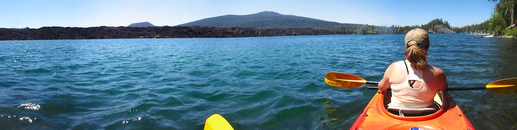 Butte Lake Panorama