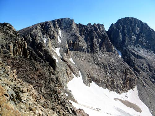 West Granite to Granite Traverse