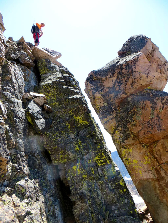 West Granite to Granite Traverse