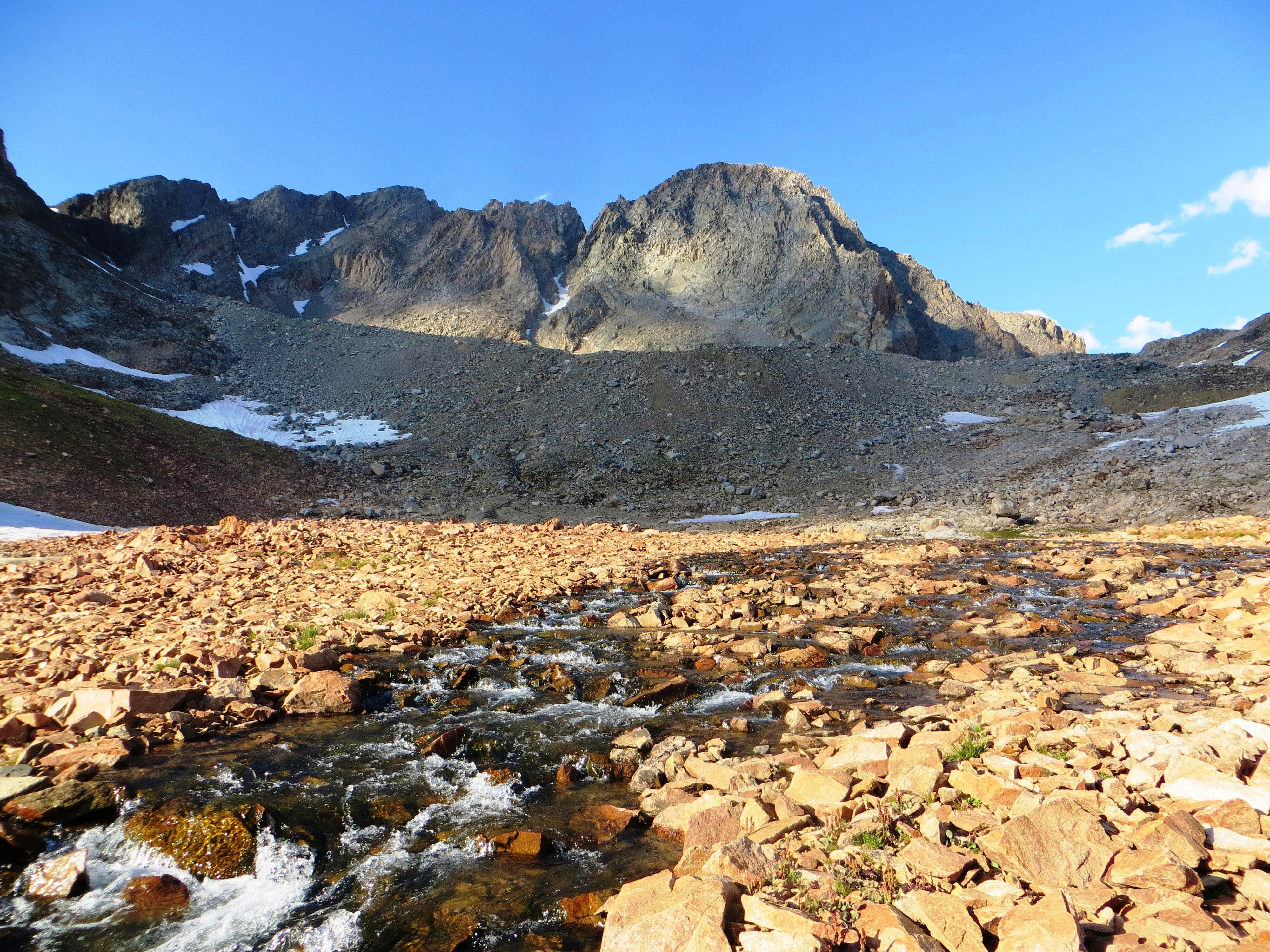 Beartooth 12ers - A Grand Granite Traverse