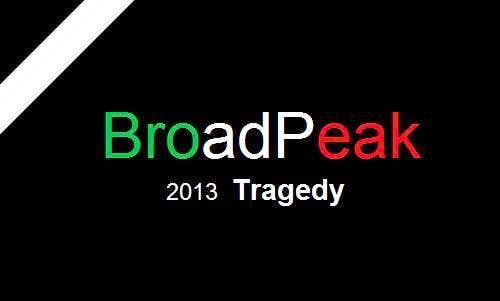 BroadPeak 2013 Tragedy