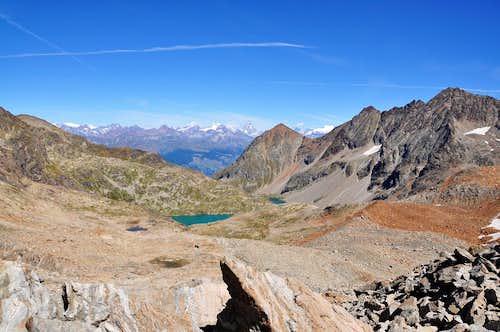 CURT ... VIII Laures, Roèses & Matterhorn