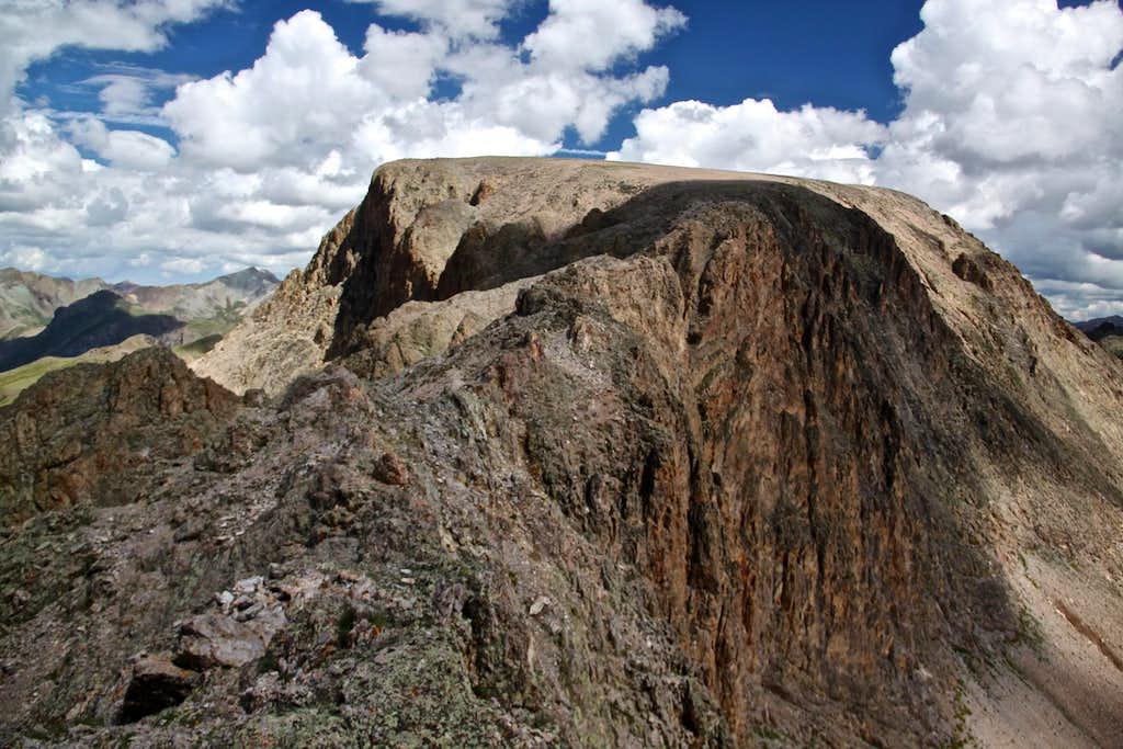 Half Peak 13,841 ft