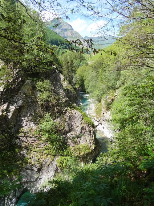 Little gorge