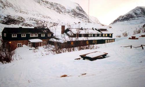 Kebnekaise Mountain Lodge in...