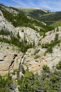 Willow Creek Canyon