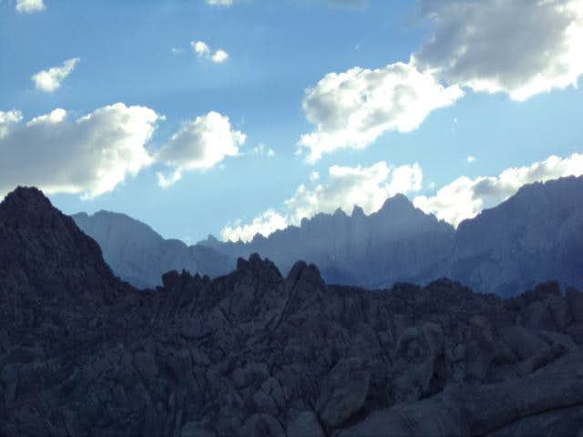 Mount Whitney 2013
