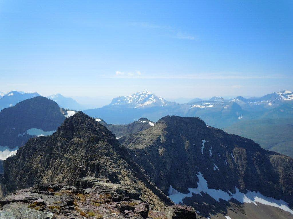 View south near Iceberg Pk