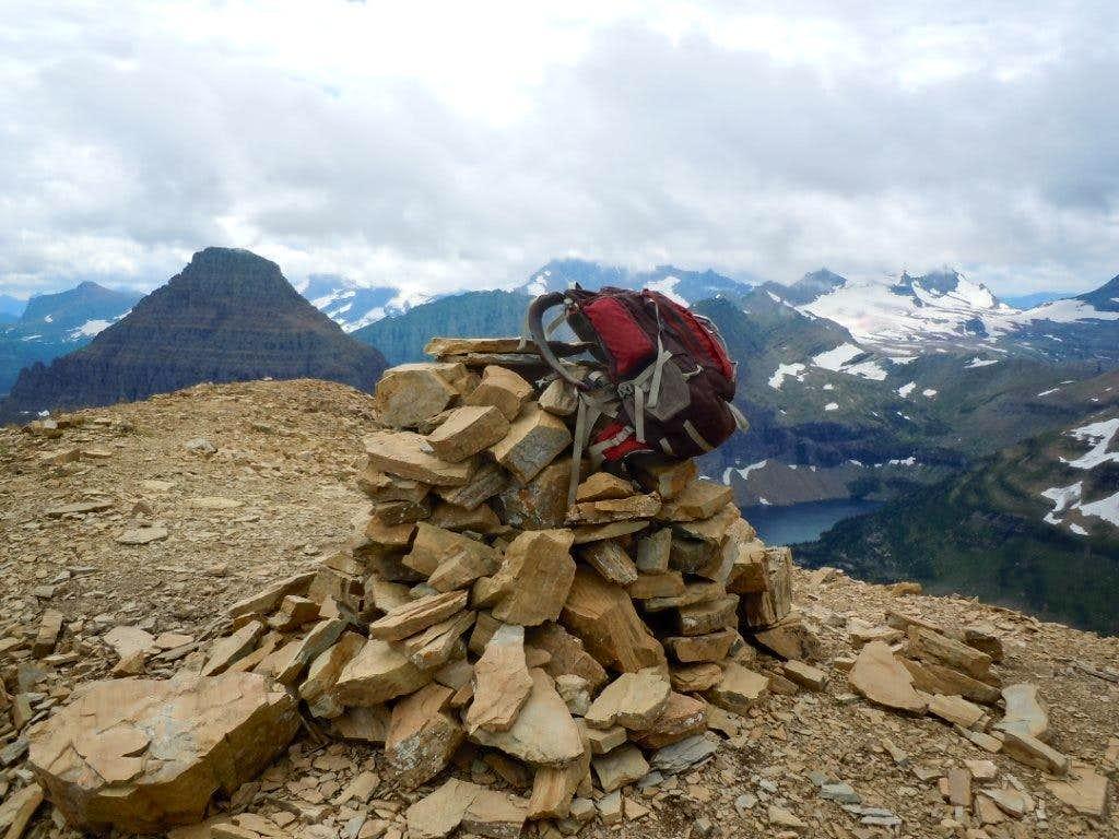 Mt Clements summit