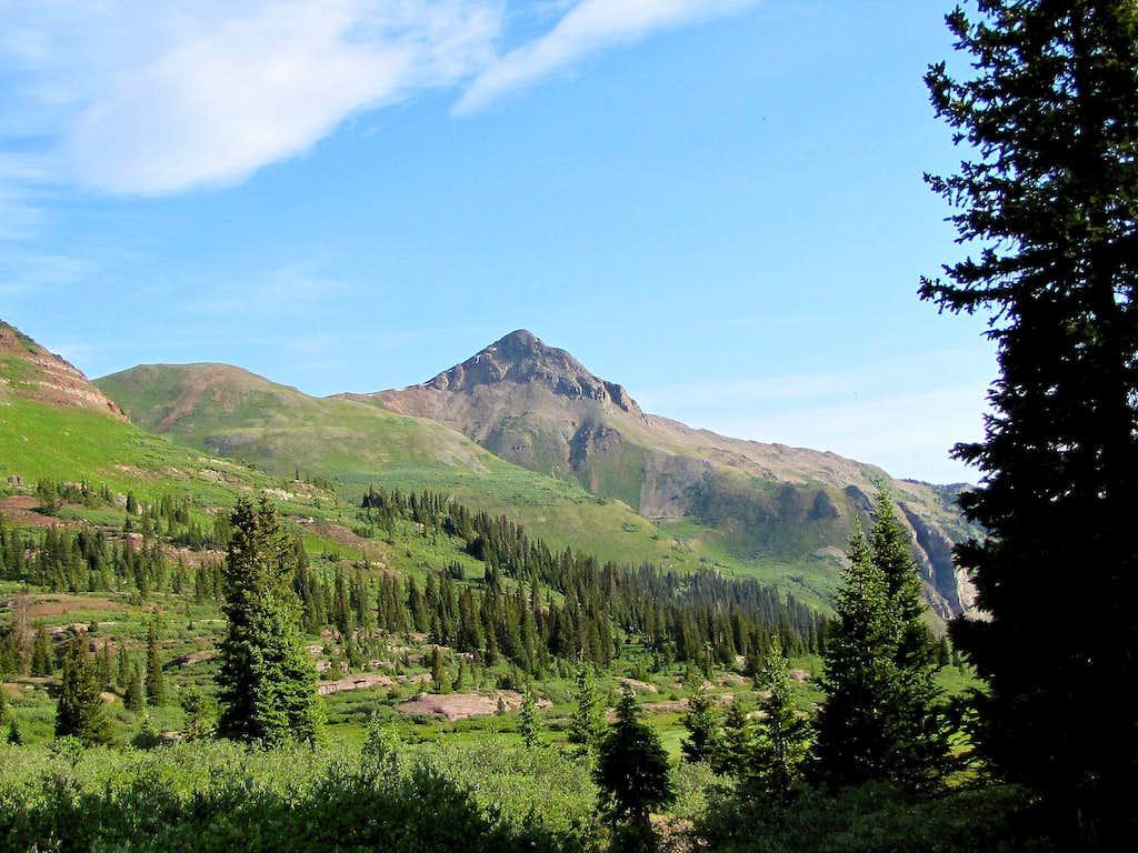 Bear Mountain 12987 ft