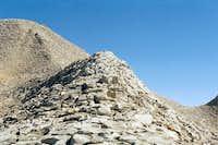 Southwest ridge , Royce Peak