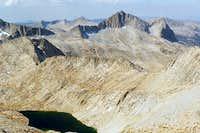Seven Gables from Royce Peak,...