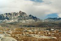 Mt. Humphreys from humphreys...