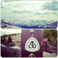 The CDT & Rocky Mountain National Park