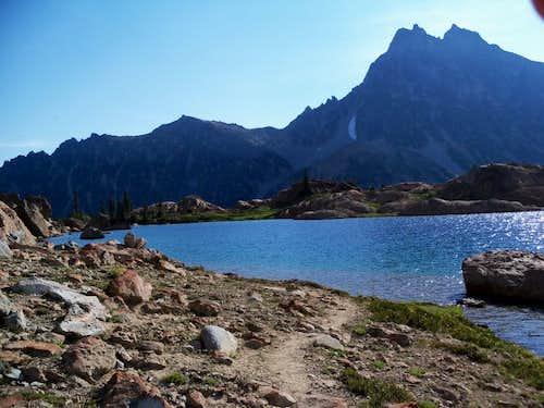 Ingalls Lake, Mt. Stuart