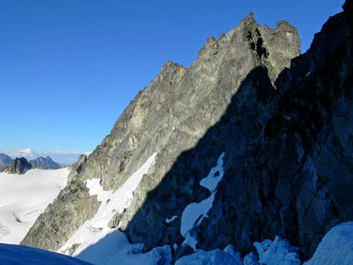 The Beginning of the Traverse