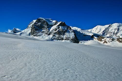 Monte Rosa – Swiss side