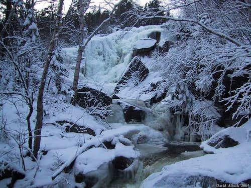 Zealand Falls.   January 2005