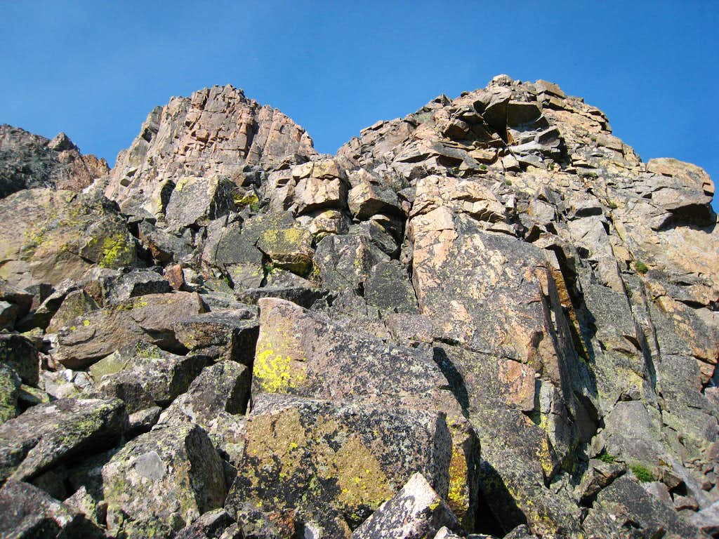 Spirit Mountain NE Ridge
