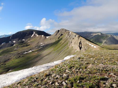 Independence Pass Peaks