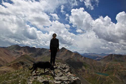 Summit of Tuttle Mountain
