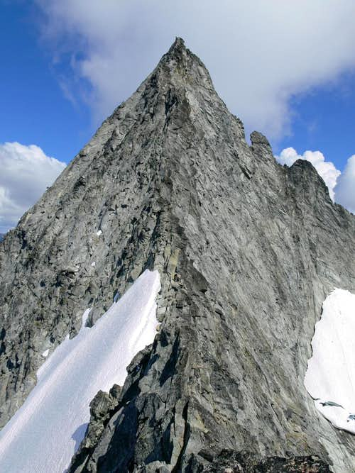 West Ridge of Forbidden Peak