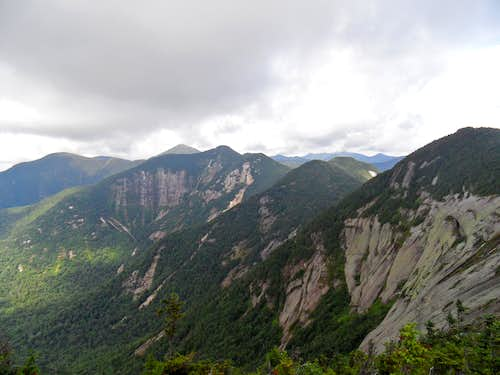 The 5 Peaks of the Adirondack's Lower Great Range