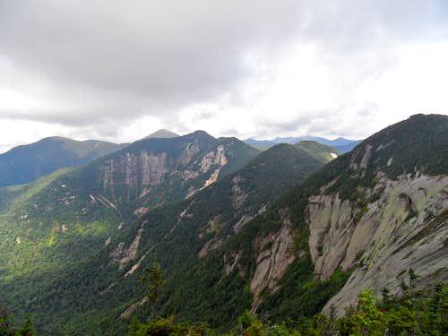The 5 Peaks of the Adirondack's Lower Great Range