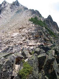 NW Ridge Payette Peak