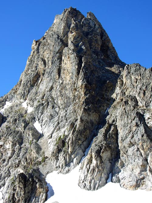 Thompson Peak north aspect