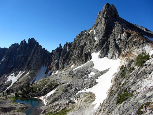 Overlooked Idaho - South Couloir