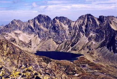 Mieguszowieckie Peaks -...
