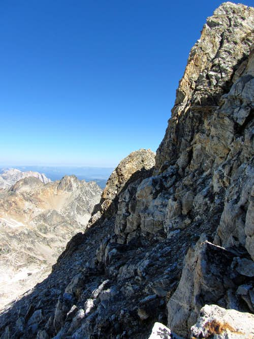 Thompson Peak west face