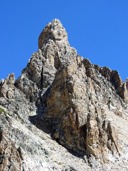 Williams Peak spire