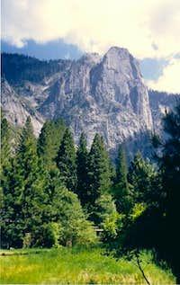 Sentinel Rock, Yosemite...
