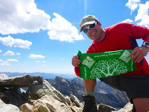 Hyndman Peak Rock Marathon