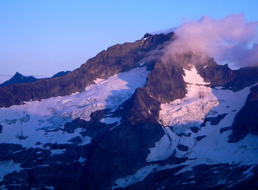 Buckner Glaciers