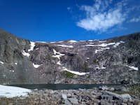 Bomber Mountain and Florence Lake