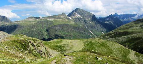 Bielerspitze and Vallüla