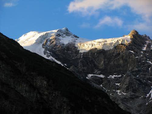 Glaciers at Ortler