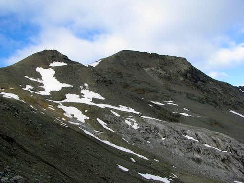 Not impressive Monte Scorluzzo
