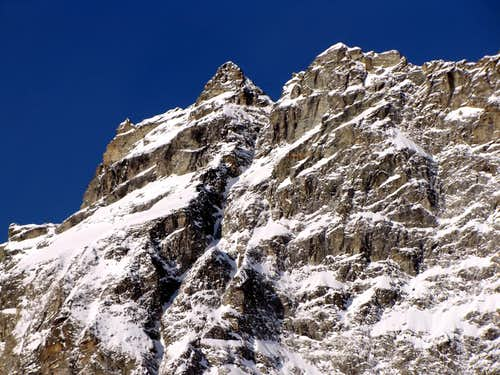 The famous 3.500m in the Aosta Valley and the normal route or no  (Valtournenche Valley)