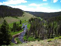 Platte River Wilderness, Wyoming