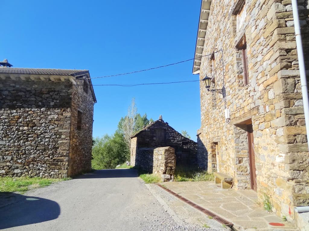 Streets of Oncins