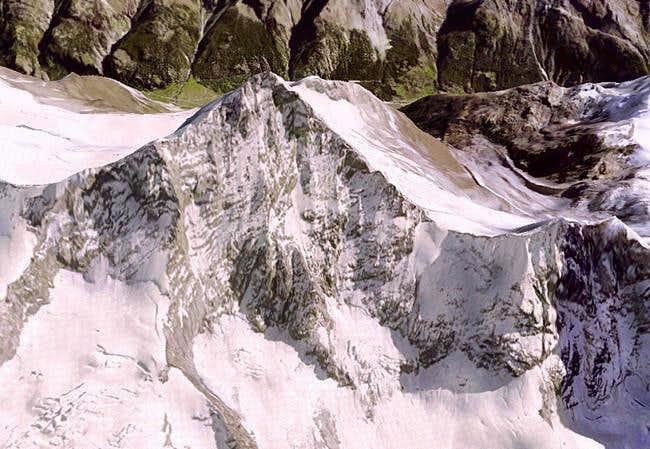 Weisshorn Flight Sim Image