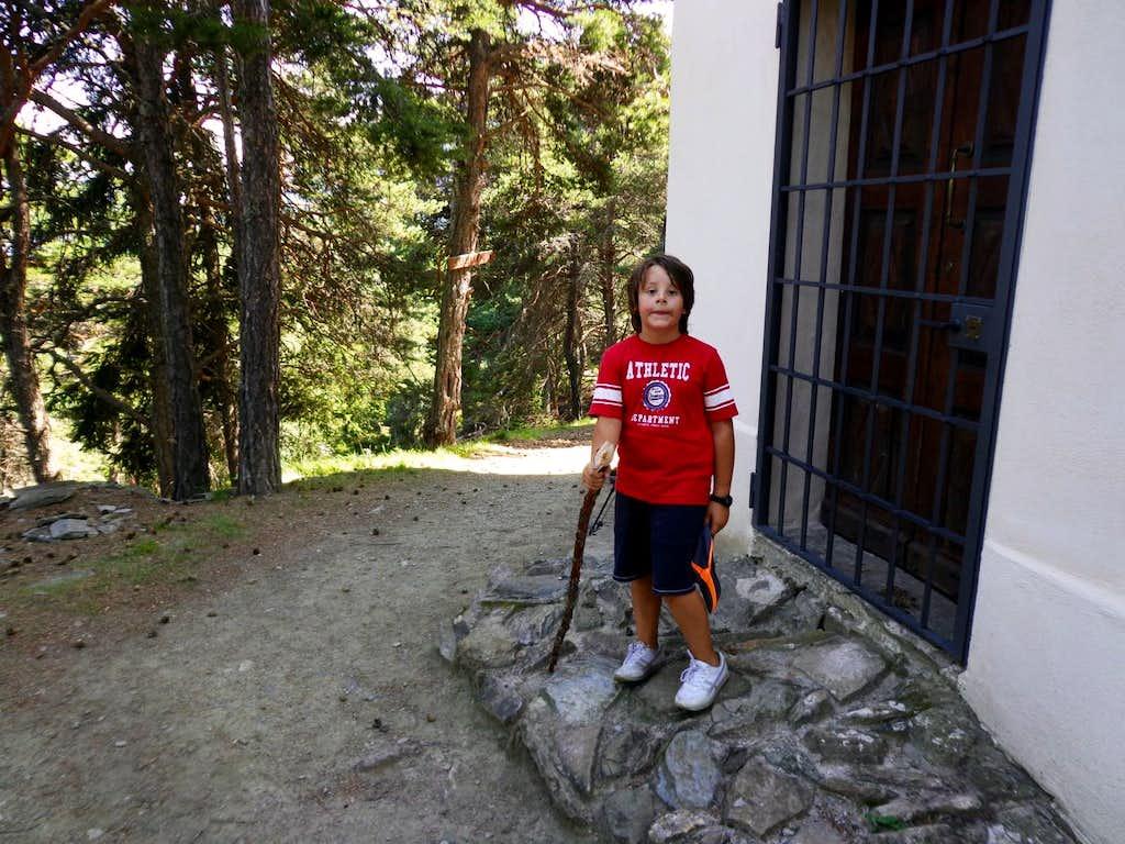 Incredible Exploit: Saint Grat Sanctuary & Summit 2013